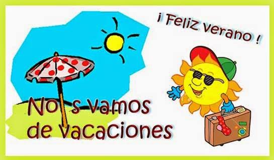 Vacaciones de Verano | CEIP La Constitución, Illescas (Toledo)